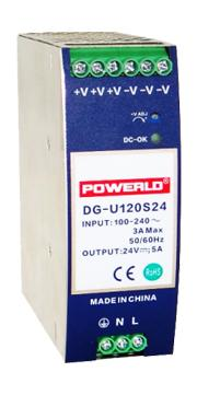 DG-U120SX Din rail power supply