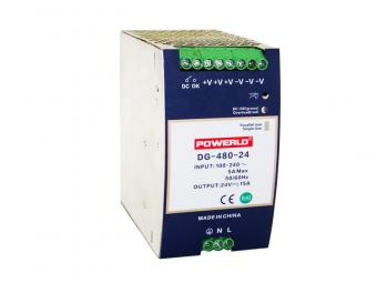DG-480-X Din rail power supply